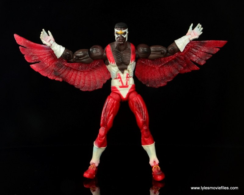 15 Marvel Legends in need of updating - Falcon