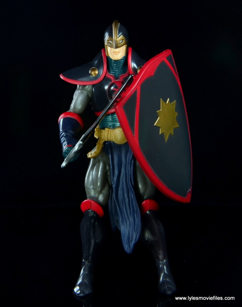 15 Marvel Legends in need of updating - Hasbro Black Knight