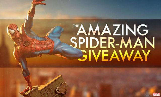 Amazing Spider-Man premium format contest