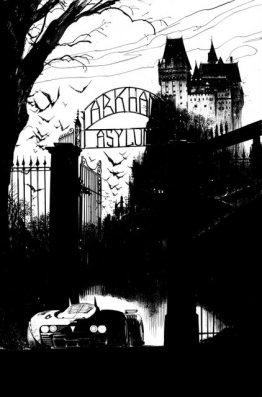 Batman The Joker White Knight interior art 1