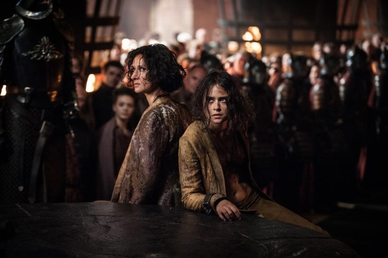 Game of Thrones The Queen's Justice review - Ellaria and Tyene