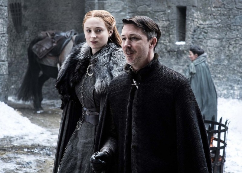 Game of Thrones The Queen's Justice review - Sansa and Littlefinger