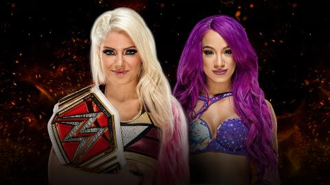 Great Balls of Fire 2017 preview - Alexa Bliss vs Sasha Banks