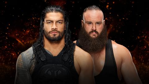 Great Balls of Fire 2017 preview - Roman Reigns vs Braun Strowman