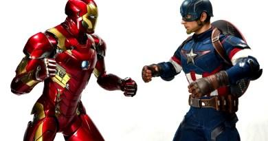 Hot Toys Captain America Civil War Iron Man Mark 46 figure review