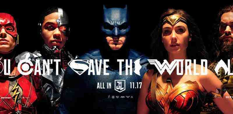 SDCC 2017: 7 questions from the new Justice League trailer