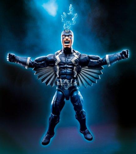 Marvel Black Panther Legends Series 6-inch Black Bolt