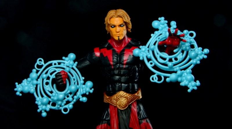 Marvel Legends Adam Warlock figure review - main pic