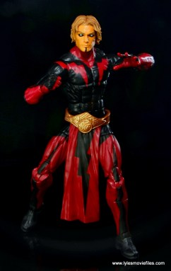 Marvel Legends Adam Warlock figure review - ready