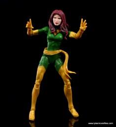 Marvel Legends Cyclops and Dark Phoenix figure review -Phoenix with calm head