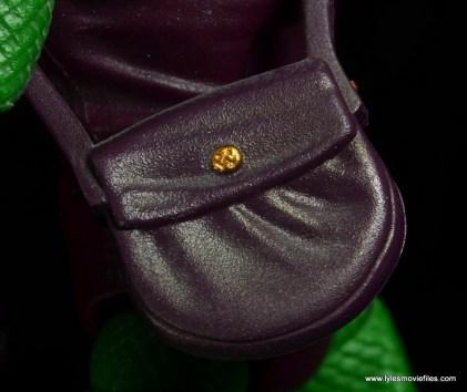 Marvel Legends Green Goblin figure review -Toy Biz satchel