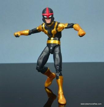 Marvel Legends Kid Nova figure review -ready to rocket
