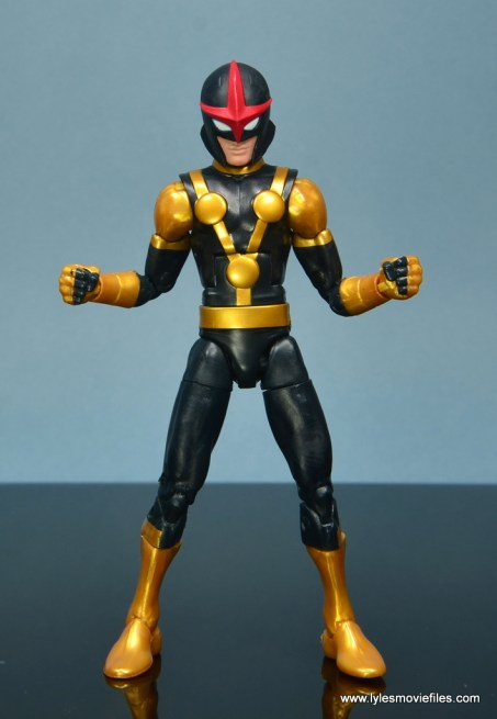 Marvel Legends Kid Nova figure review - set to launch