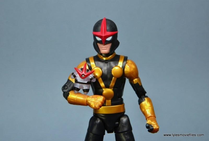 Marvel Legends Kid Nova figure review - with Phlish