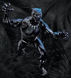 Marvel Legends Series 12-inch Black Panther (1)