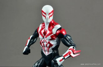 Marvel Legends Spider-Man 2099 figure review - main