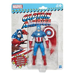 Marvel Vintage Legends Series 6-inch Captain America