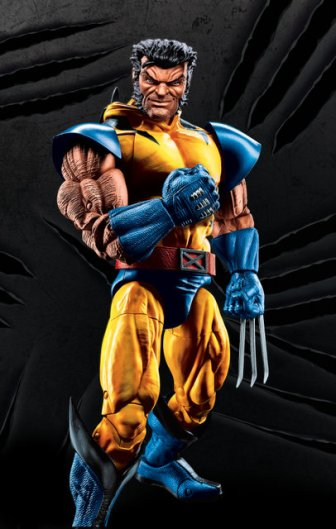 Official Marvel Legends Series 12-inch Wolverine (2)