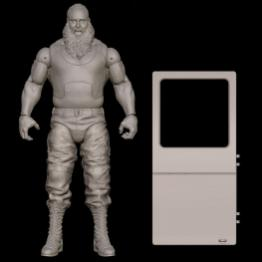 SDCC 2017 WWE Elite Braun