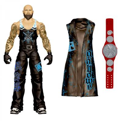 SDCC 2017 WWE Elite Luke Gallows