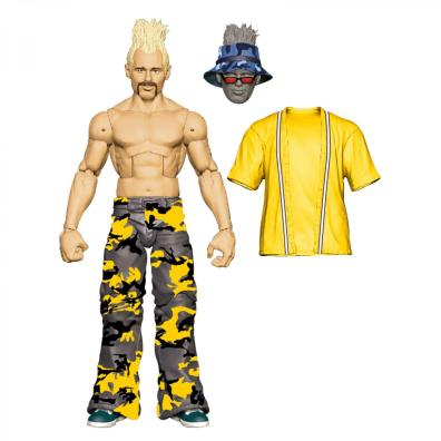 SDCC 2017 WWE Elite Scotty II Hotty