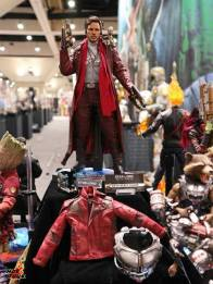 SDCC 2017 new Hot Toys Guardians of the Galaxy Vol. 2 Star-Lord