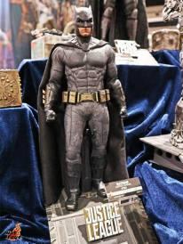 SDCC 2017 new Hot Toys Justice League Batman