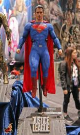 SDCC 2017 new Hot Toys Justice League Superman