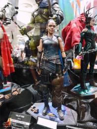 SDCC 2017 new Hot Toys Thor Ragnarok Valkyrie