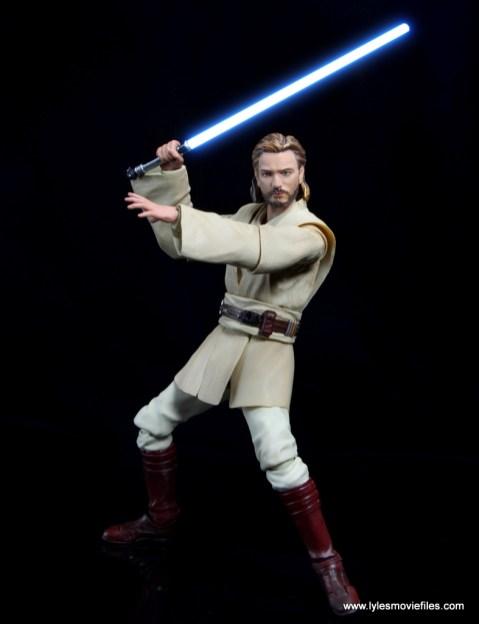 SHFiguarts Star Wars Obi-Wan Kenobi figure review - set for a fight