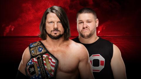 WWE Battleground 2017 preview - AJ Styles vs Kevin Owens