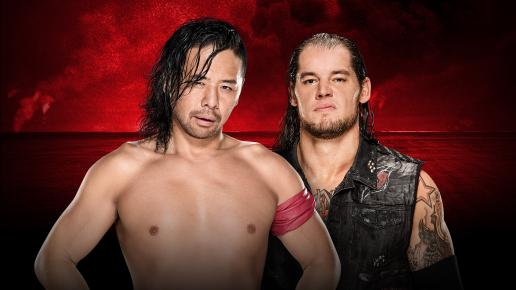 WWE Battleground 2017 preview - Shinsuke Nakamura vs Baron Corbin