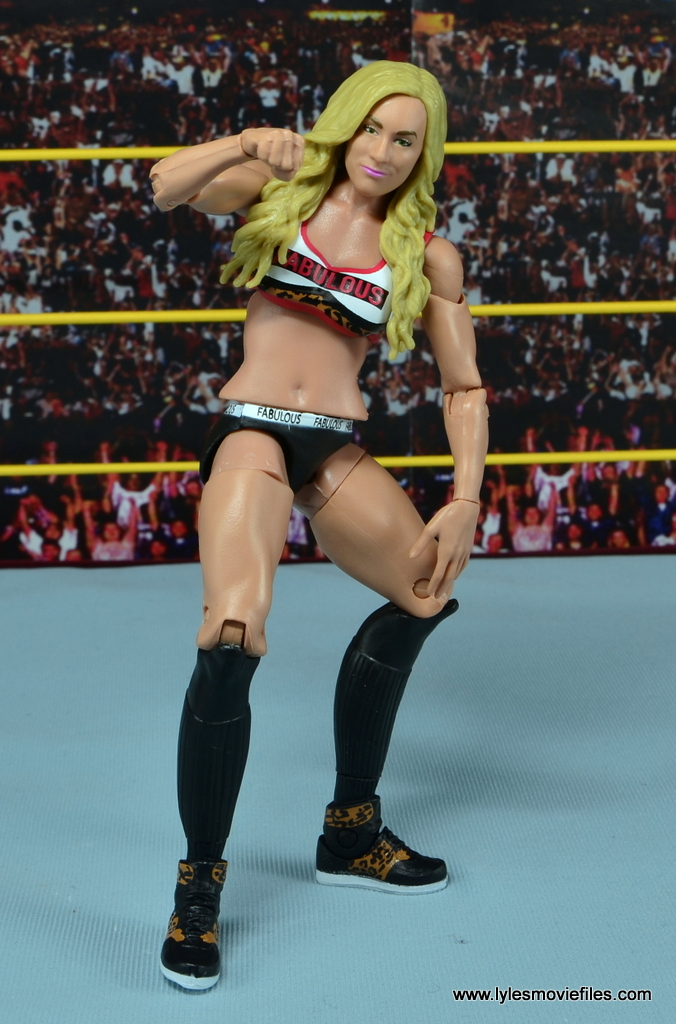 WWE Carmella figure review - how ya doing