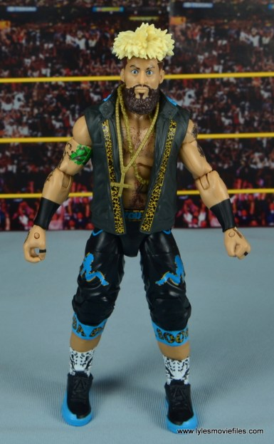 WWE Elite Big Cass and Enzo figure review -Enzo front