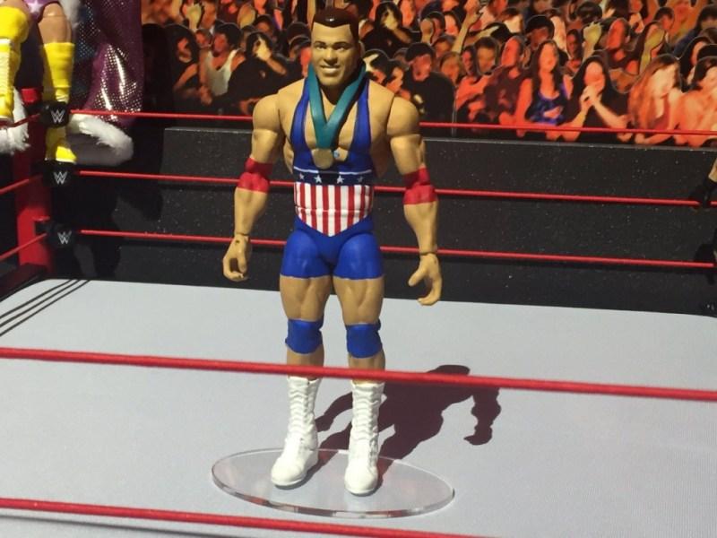 WWE Elite Kurt Angle. 2
