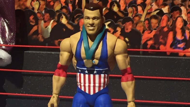 WWE Elite Kurt Angle Day 3 reveals