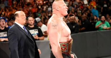Samoa Joe truly brought out the Beast in Brock Lesnar