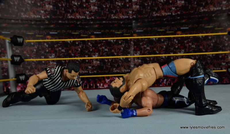 WWE NXT TakeOver Austin Aries figure review - Last Chancery to AJ Styles