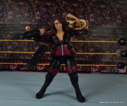WWE Nia Jax figure review - Samoan Drop to Charlotte Flair