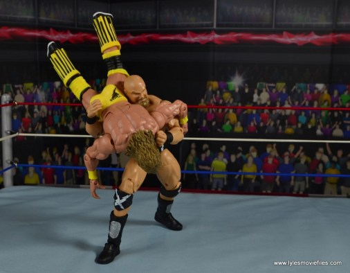WWE The Warlord figure review -powerslam to Texas Tornado