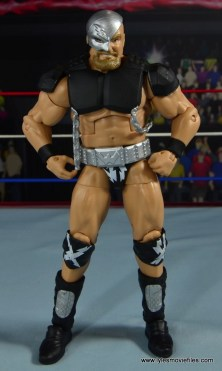 WWE The Warlord figure review -ring gear front