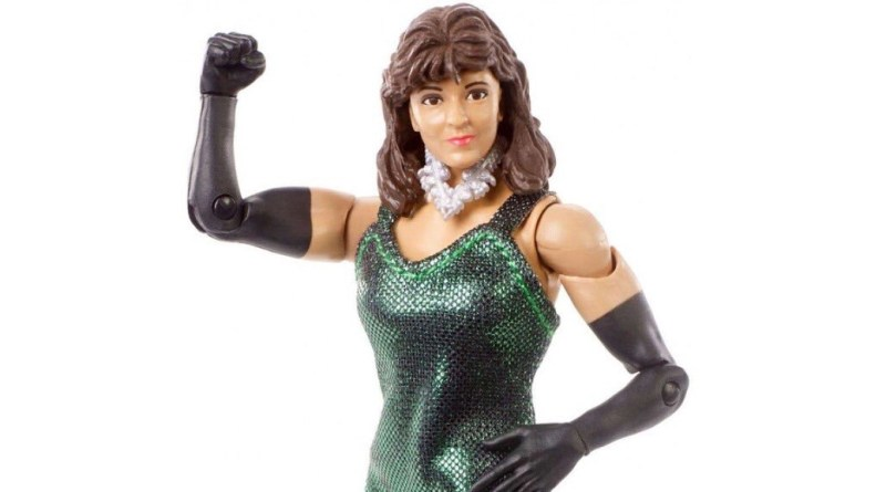 WWE Then Now Forever Miss Elizabeth figure front -main