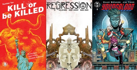 Image Comics reviews 7-12-17