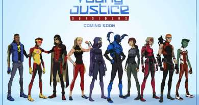 SDCC 2017: Meet the team for Young Justice: Outsiders