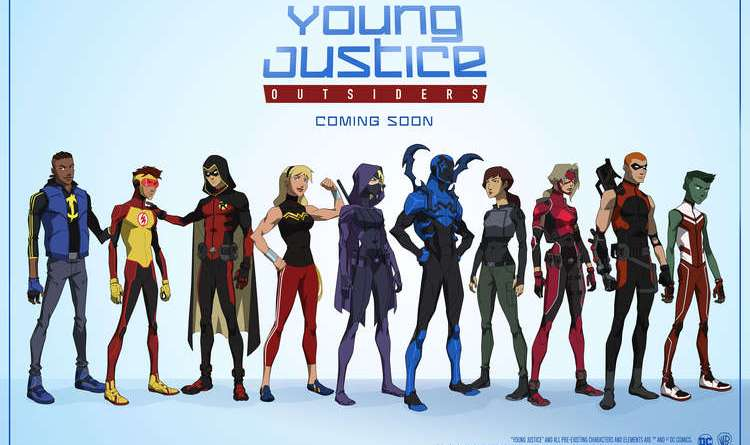 young-justice:outsiders