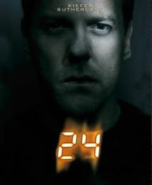24 tv series poster