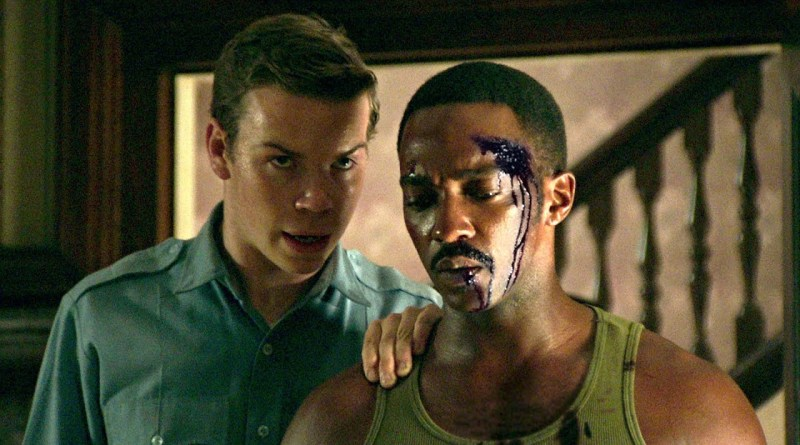 Detroit Will Poulter and Anthony Mackie