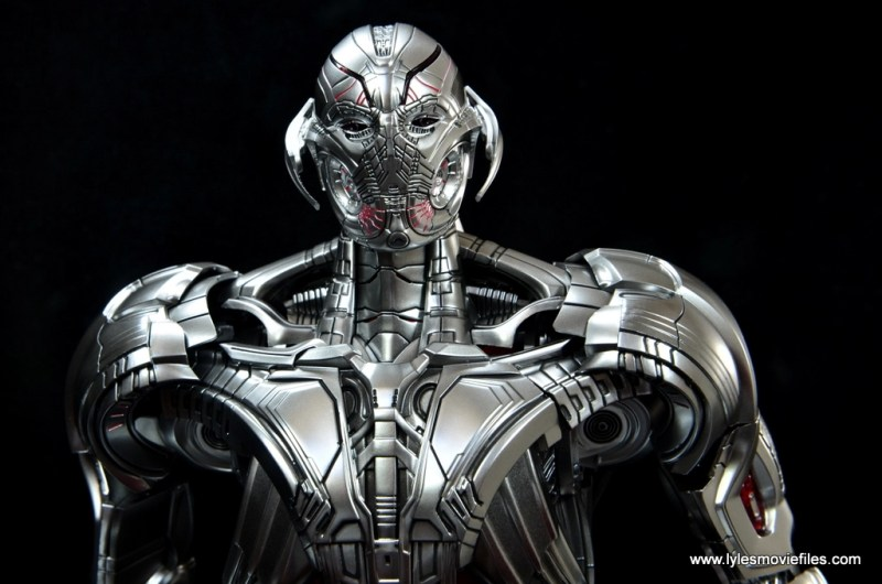 Hot Toys Avengers Ultron Prime figure review -main pic