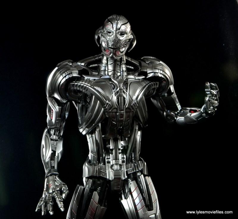 Hot Toys Avengers Ultron Prime figure review - talking