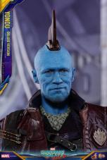 Hot Toys Guardians of the Galaxy Vol. 2 Yondu figure -head close up
